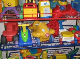 Activity Toys from the Manawatu Toy Library